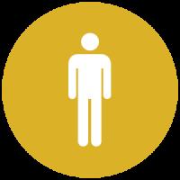 Kwakuhle Circle Icon - mens hygiene