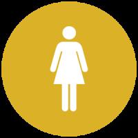 Kwakuhle Circle Icon - womens hygiene